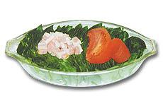 ●ほうれん草サラダ 495円